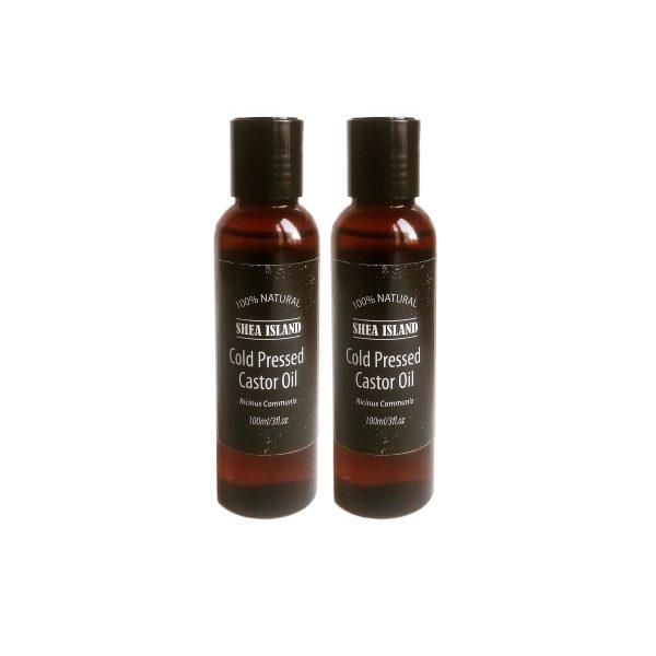 two castor oils